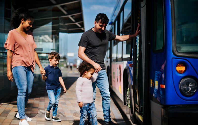Image d'entête de la page Réseaux de transport