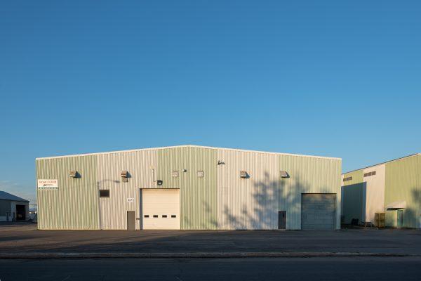 471, 2e avenue – Parc industriel St-Romuald