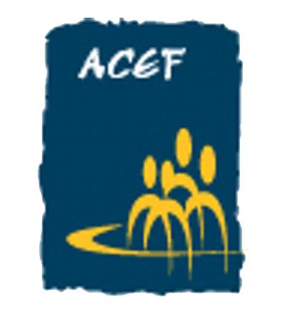 Logo Association coopérative d'économie familiale (ACEF) Rive-Sud de Québec