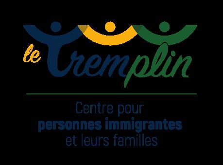 Logo Le Tremplin, Centre pour personnes immigrantes et leurs familles
