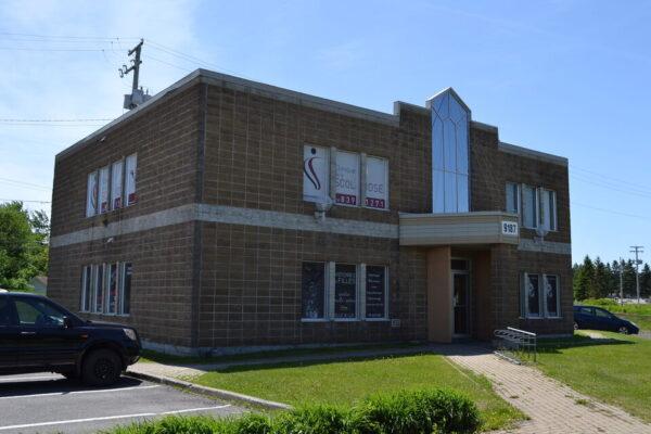 9187, boulevard du Centre-Hospitalier